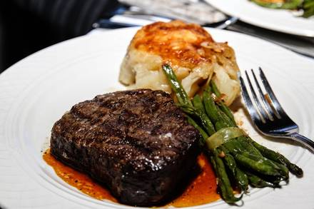 Arthur's Prime Steaks and Seafood Best Steakhouse;