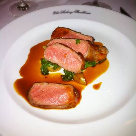 Old Hickory Steakhouse USDA Best Steaks;