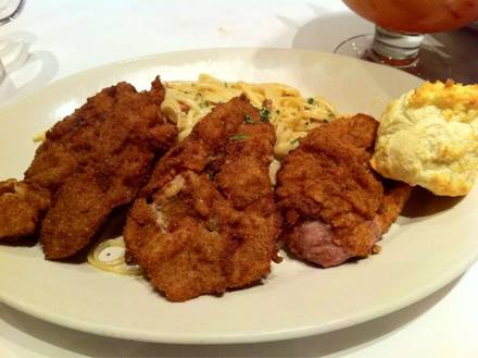 Copeland's of New Orleans Top 10 Steakhouse;