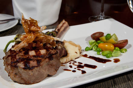 Davio's USDA Prime Steaks;