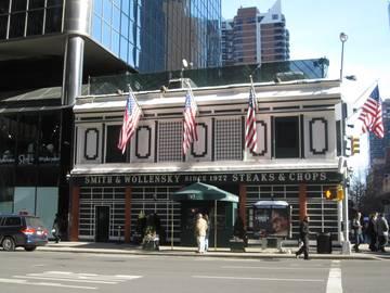 Steakhouse New York NY