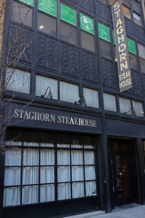 Staghorn Steakhouse USA's BEST STEAK RESTAURANTS 2alif018;