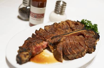 Staghorn Steakhouse USDA Prime Steaks;