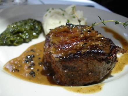 Wolfgang's Steakhouse prime steakhouse