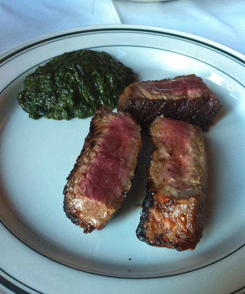 Wolfgang's Steakhouse 4 Park Ave. New York Restaurant on ...