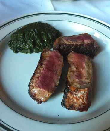 Wolfgang's Steakhouse Best Steak