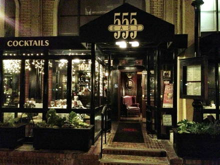 555 East American Steakhouse US's BEST STEAK RESTAURANTS 2018;
