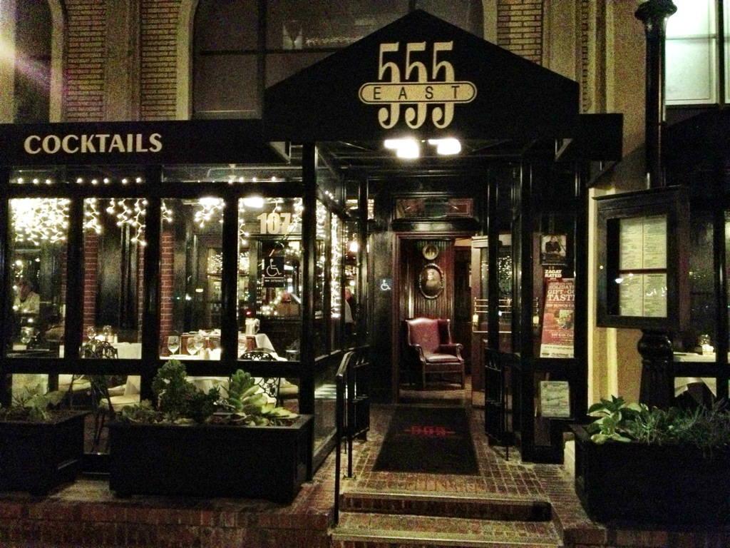 555 East American Steakhouse USs BEST STEAK RESTAURANTS 2018