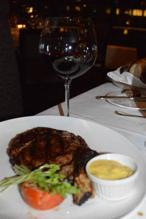 LA Prime Steakhouse Restaurant Best Steakhouse;