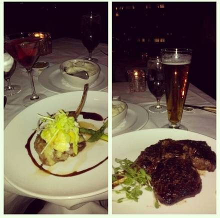 LA Prime Steakhouse Restaurant Best Steak Restaurant;