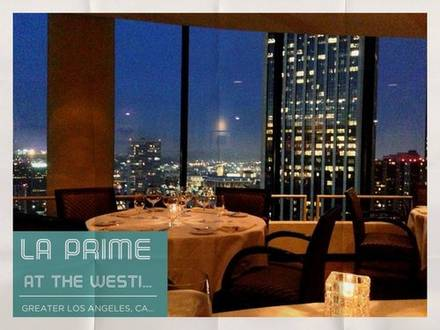 LA Prime Steakhouse Restaurant Top 10 Steakhouse;