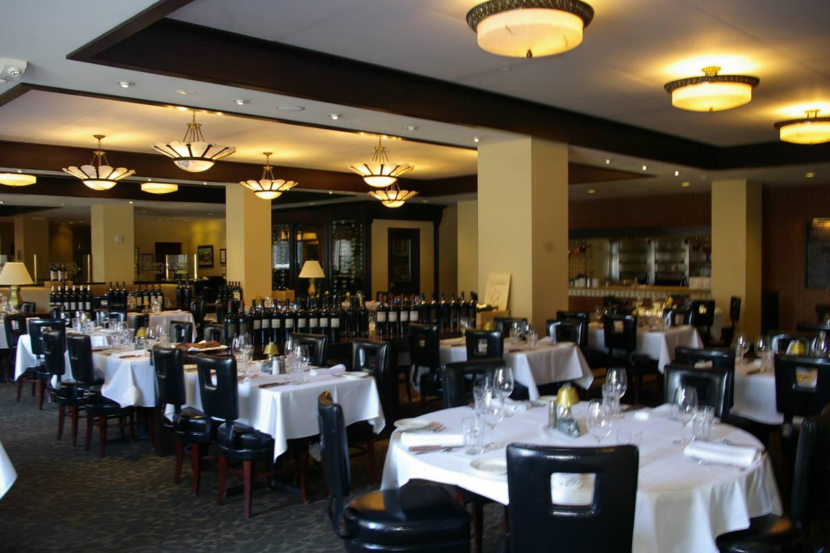 Morton S The Steakhouse San Francisco Restaurant On Best