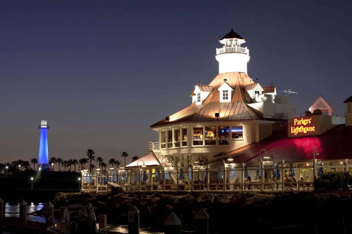 Beach House Restaurant Pier Village Menu