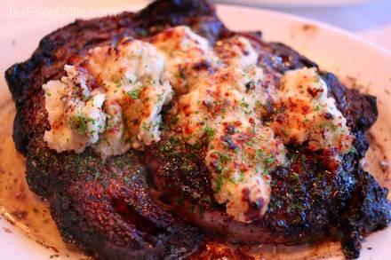 Ruth's Chris Steak House USDA Best Steaks;