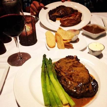 BH Steak Top 10 Steakhouse;