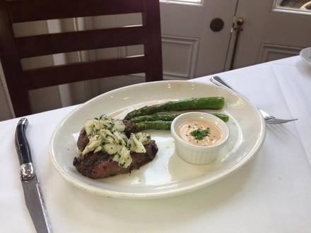 Desi Vega's Best Steakhouse;
