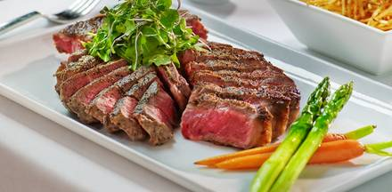 Diplomat Prime USDA Best Steaks;