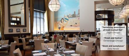 Holy Mackerel! Fresh Seafood & Cocktails USA's BEST STEAK RESTAURANTS 2020;