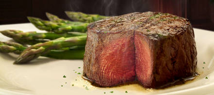 Ruth's Chris Steak House USDA Best Steaks;