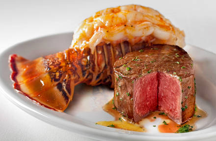 Ruth's Chris Steak House Top 10 Steakhouse;