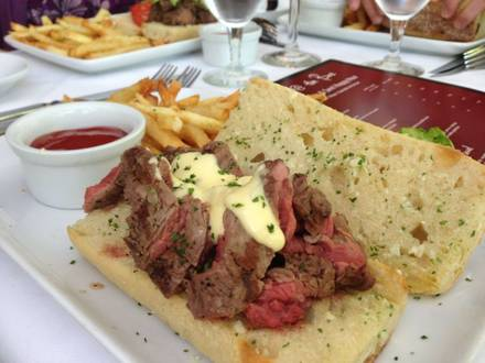 Ruth's Chris Steak House Top 10 Steakhouse;