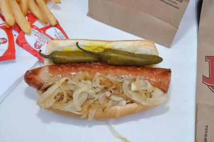 Jim's Original - University Village best german restaurants in chicago;
