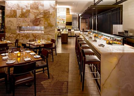 Stetson's Modern Steak + Sushi Top 10 Steakhouse