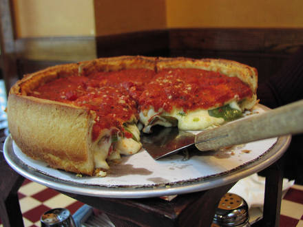 The Art of Pizza best french bistro chicago;