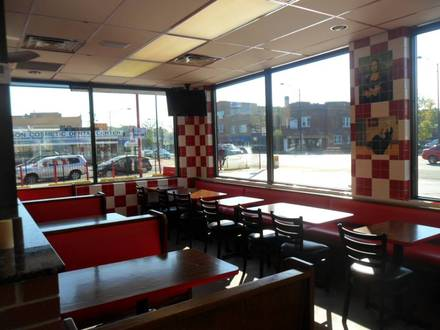 Wolfy's best comfort food chicago;