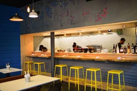 Yusho - Hyde Park best chicago rooftop restaurants;