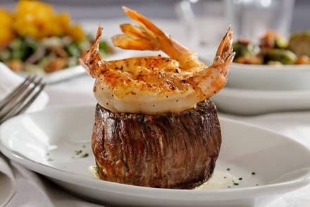Ruth's Chris Steak House Eastern Avenue prime steakhouse;