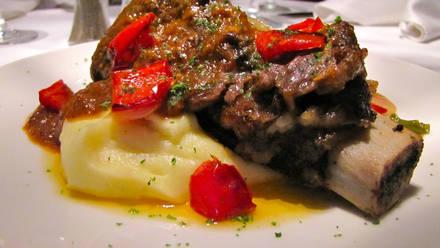 Ruth's Chris Steak House USDA Prime Steaks;