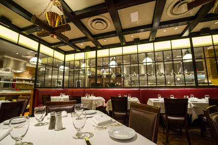 Gallagher's Steakhouse US's BEST STEAK RESTAURANTS 2018;