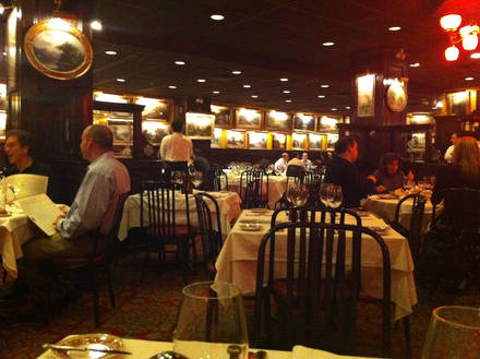 Sparks Steak House Best Steakhouse