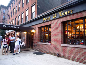 Peter Luger Steakhouse Restaurant - Steakhouse New York NY
