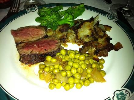 Empire Steak House Best Steak