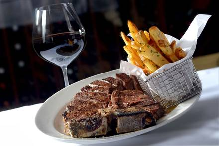 Benjamin Steakhouse Best Prime Steak 2018;
