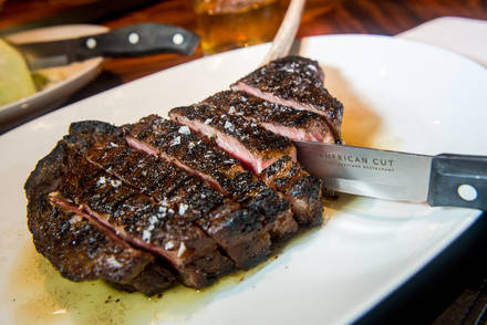 American Cut  prime steakhouse