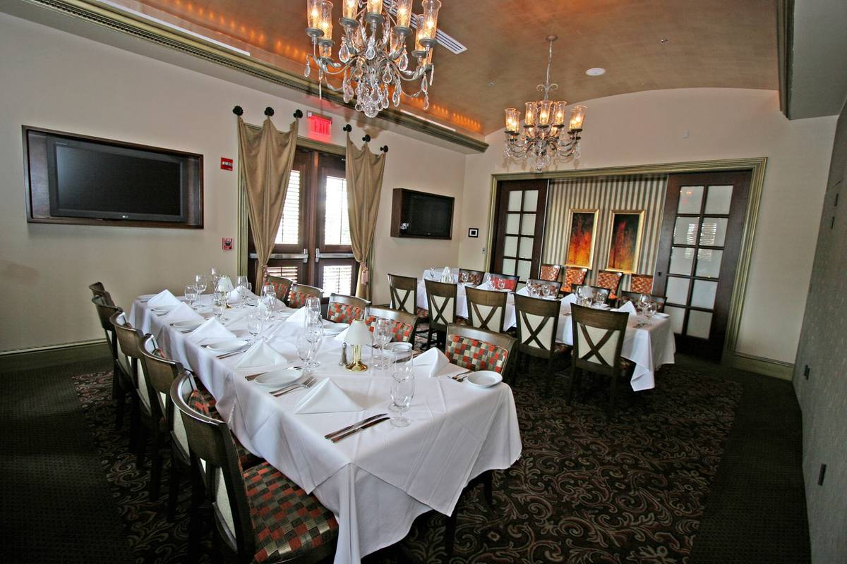 Ruths Chris Steak House Weehawken Restaurant On Best Steakhouse