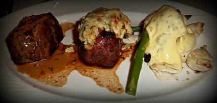 Eddie Merlot's prime steakhouse;