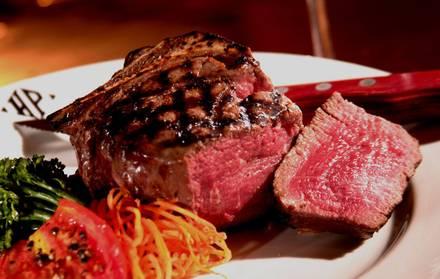 Hyde Park Prime Steakhouse USA's BEST STEAK RESTAURANTS 2021;