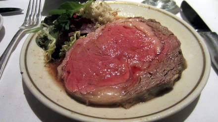 The Prime Rib USDA Best Steaks;