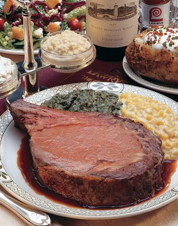 The Prime Rib USDA Prime Steaks;