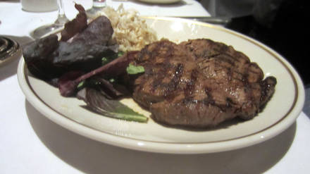 The Prime Rib Best Steak Restaurant;