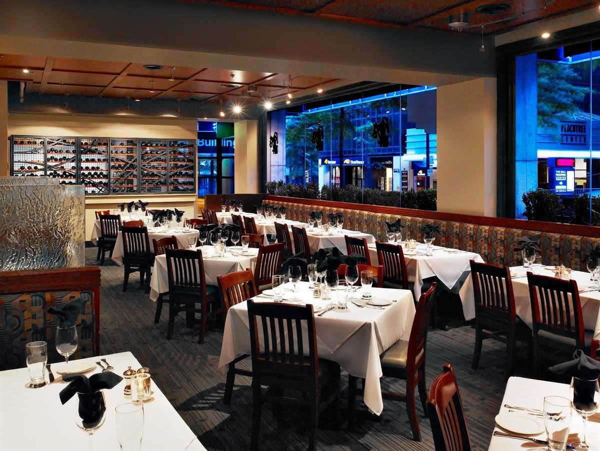Ray S In The City Atlanta Restaurant On Best Steakhouse