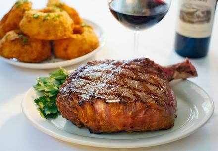 Jimmy Kelly's Steakhouse prime steakhouse;
