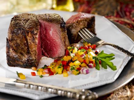 Jimmy Kelly's Steakhouse USDA Prime Steaks;