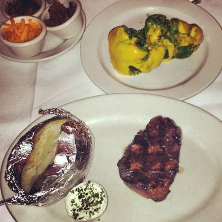 Jimmy Kelly's Steakhouse Best Steak Restaurant;