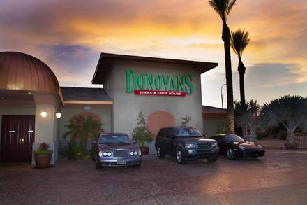Donovan's Steak and Chop House US's BEST STEAK RESTAURANTS 2018;