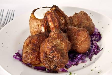 Donovan's Steak and Chop House USDA Best Steaks;